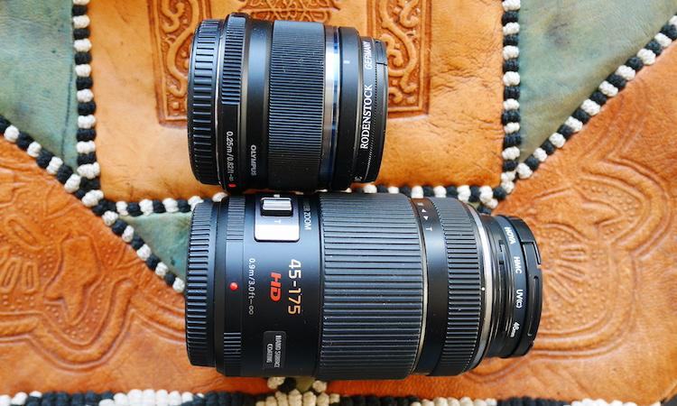 objectieven camera