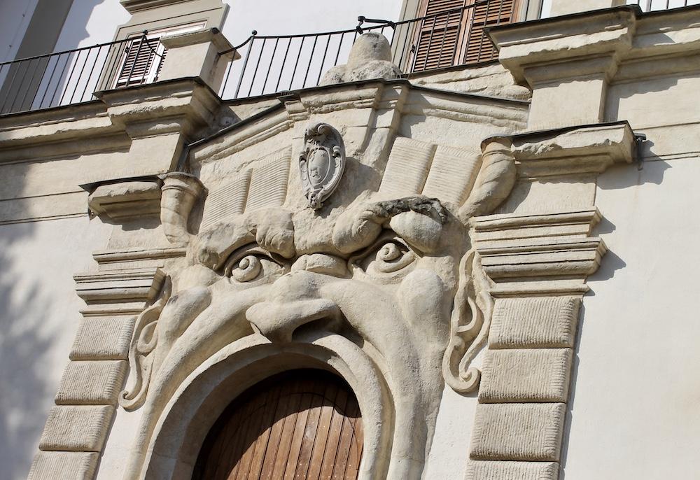 off the beaten track rome Palazzo Zuccari