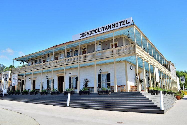 oldtown cosmopolitan hotel san diego