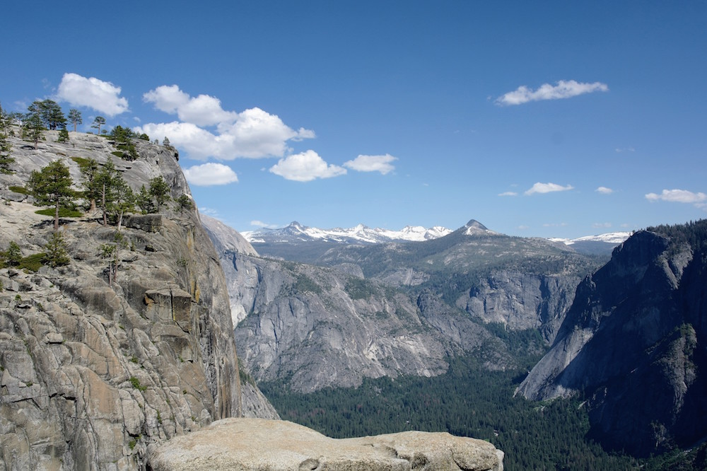 omgeving san francisco Yosemite bergen