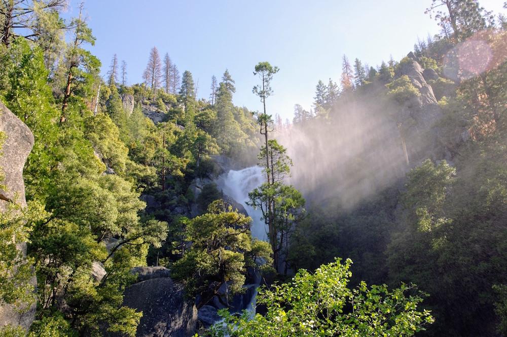 omgeving san francisco Yosemite