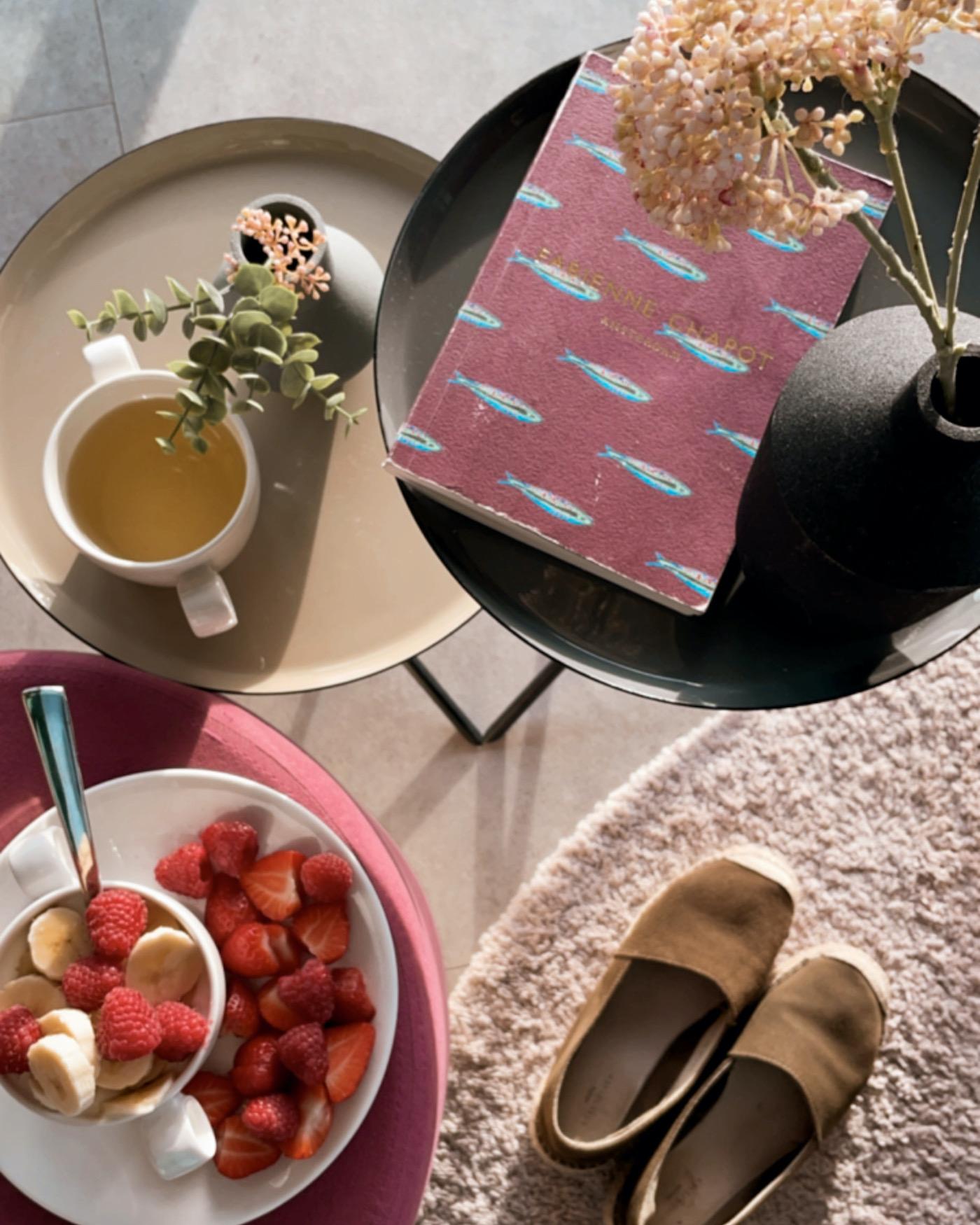 ontbijt the anthony utrecht roze hotel