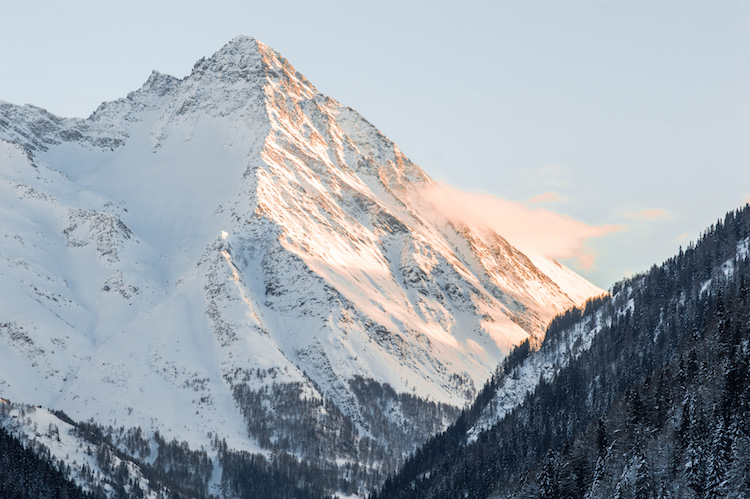 oost tirol Hoogste bergen