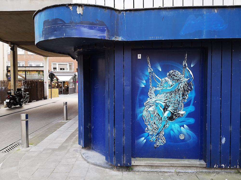 oostende street art straten