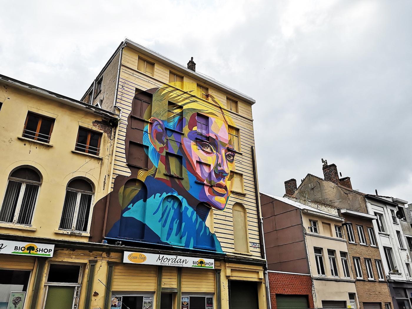 oostende street art
