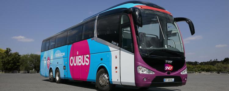 ouibus parijs bus