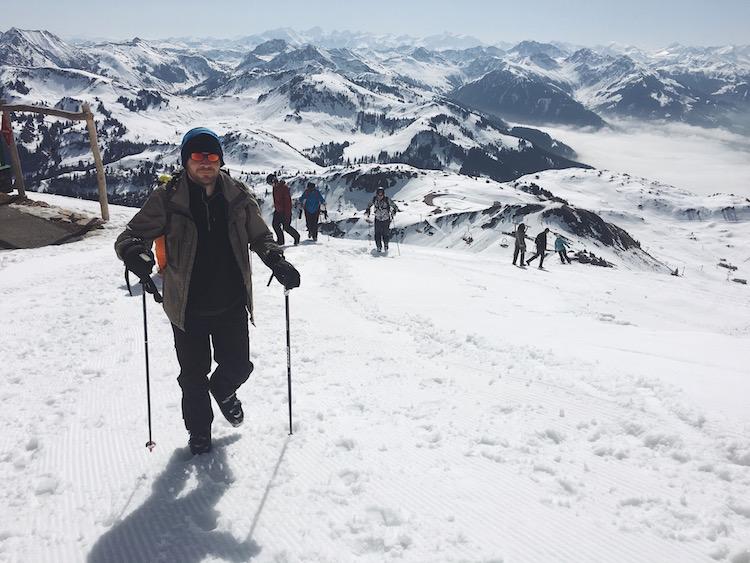 outdoor activiteiten kitzbuheler alpen oostenrijk