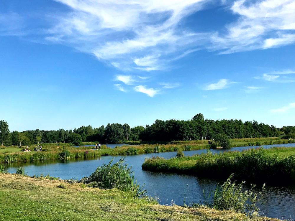 parken utrecht Noorderpark