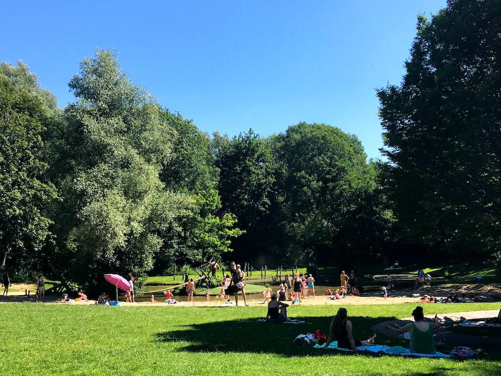 parken utrecht Voorveldse Polder