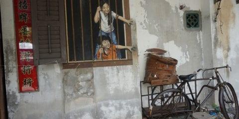 penang maleisie street art tips