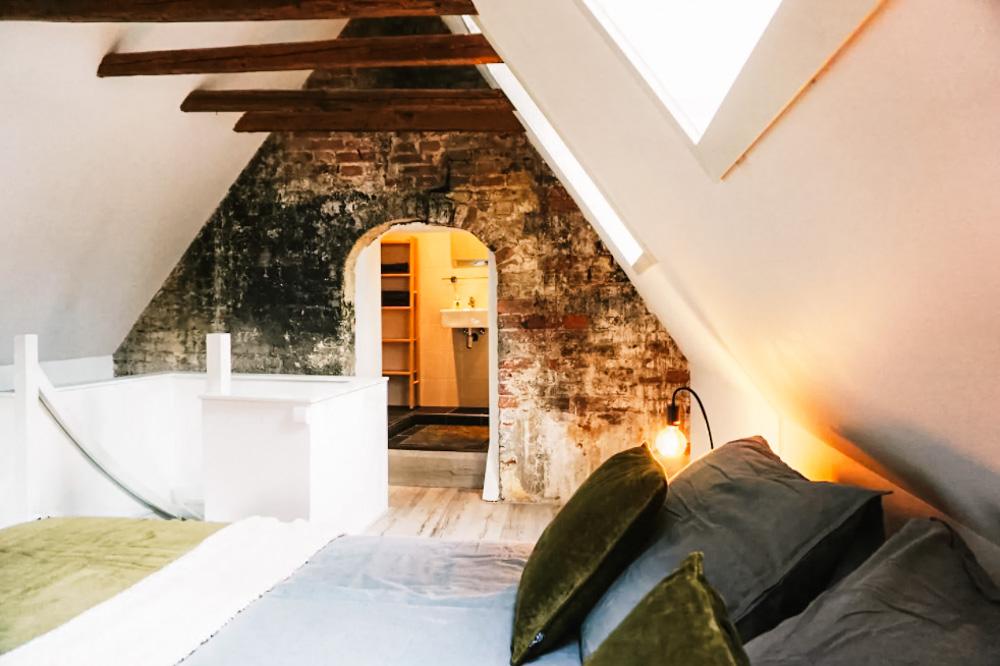 pieterpad overnachtingen B&B Groningen De Cottage