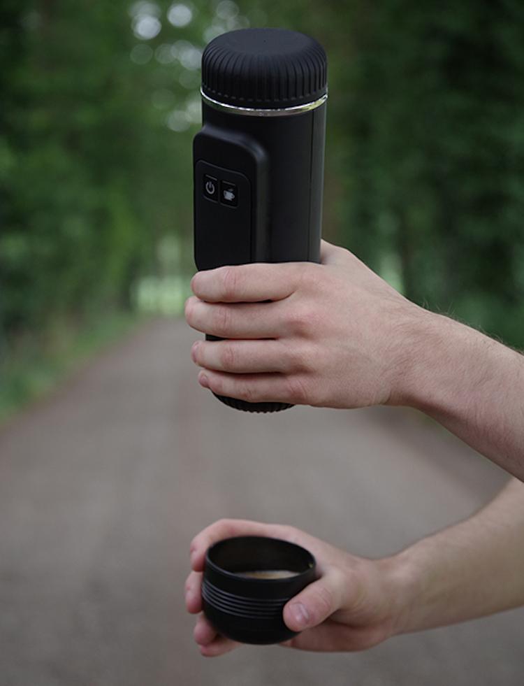 portoocoffee koffie onderweg