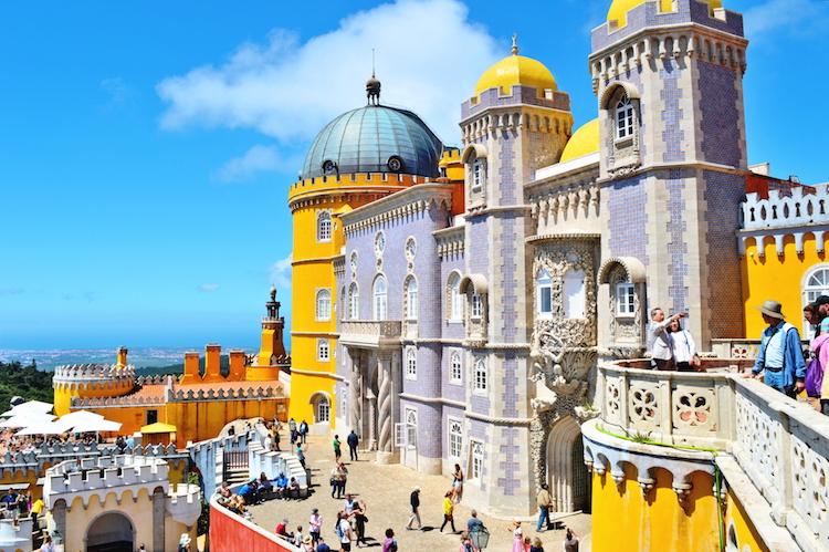 portugese riviera Pena mooiste plekken portugal