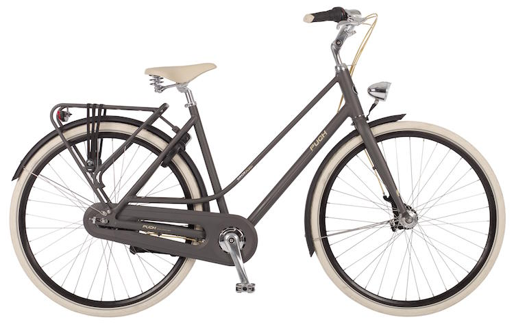 puch trendy fiets retro