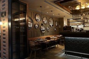puro Hotel gdansk bar