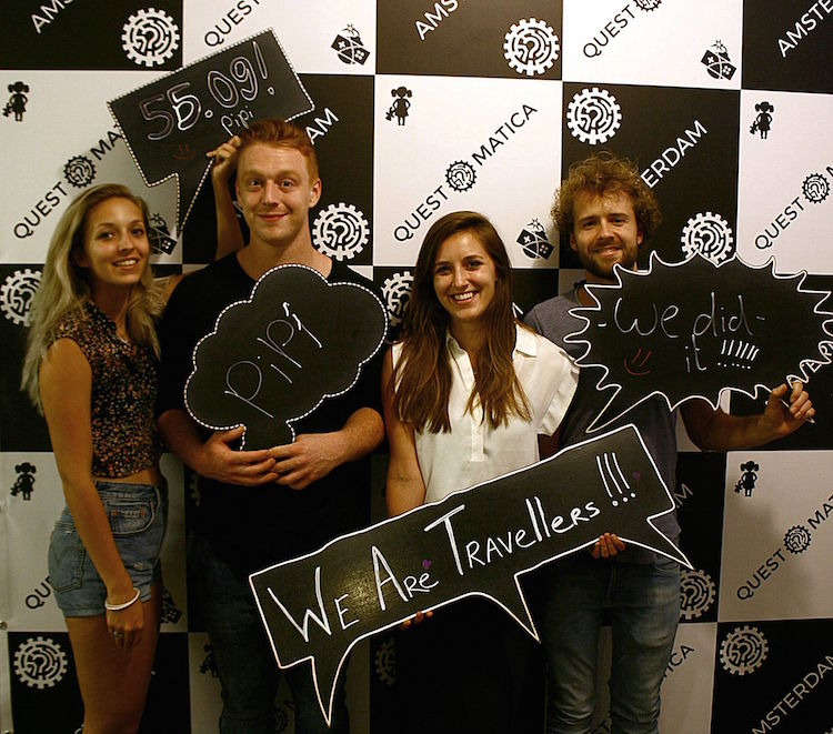 questomatica escape room amsterdam