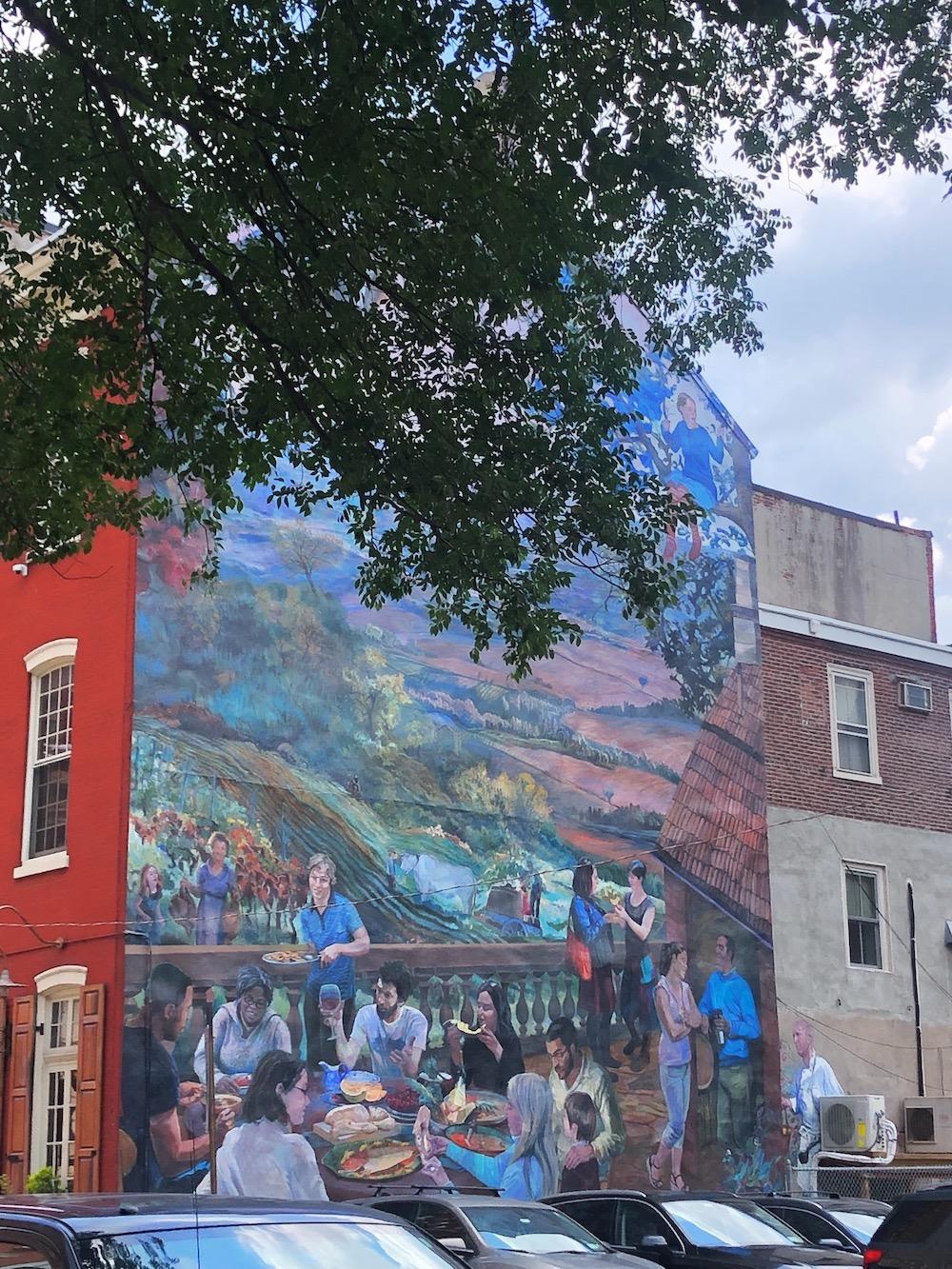 reis naar philadelphia street art tips