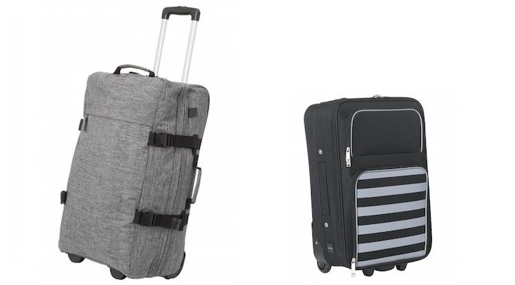reis spullen reistas koffer
