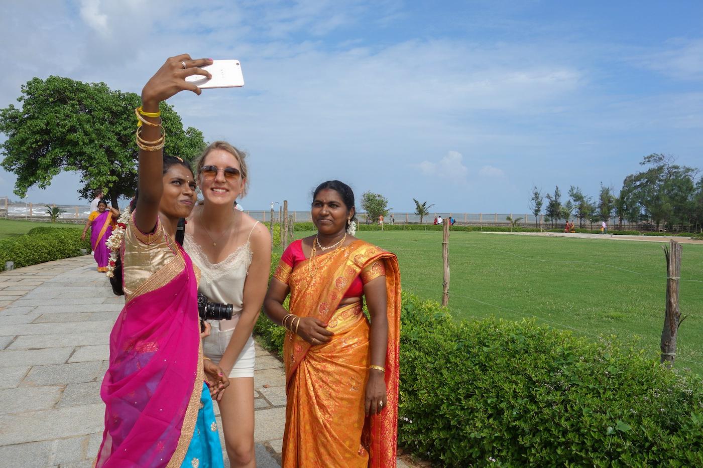 reisadvies india kleding locals