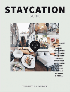 reisboeken top 10 Staycation guide