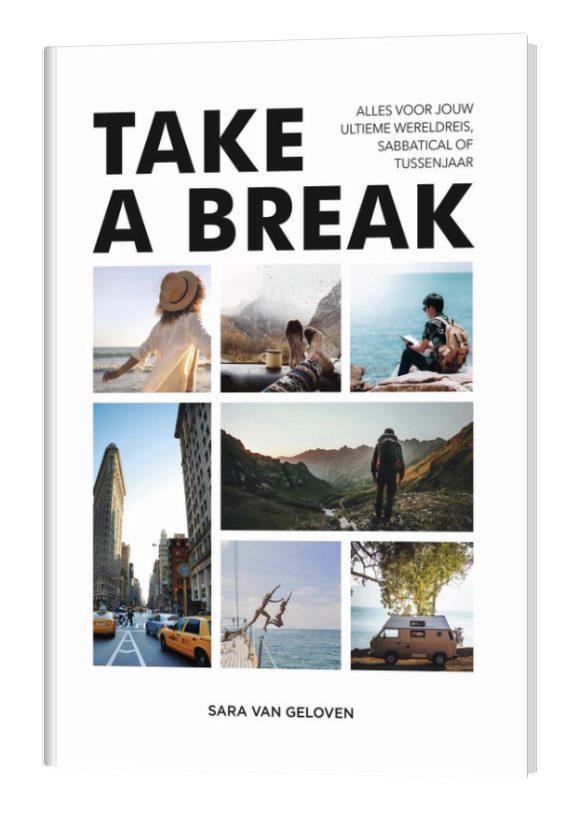 reisboeken top 10 take a break