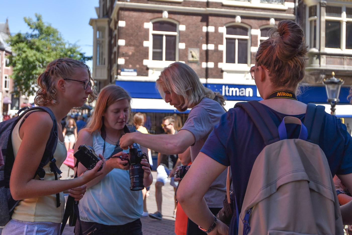 reisfotografie workshop utrecht centrum groepje