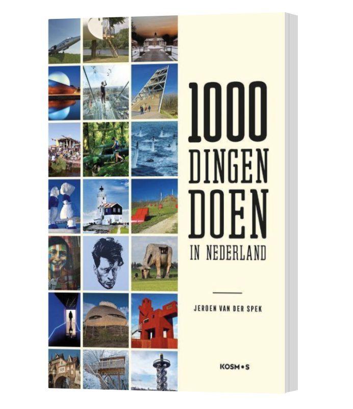 reisgidsen nederland 1000 dingen