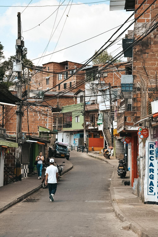 reisroute Colombia Medellin