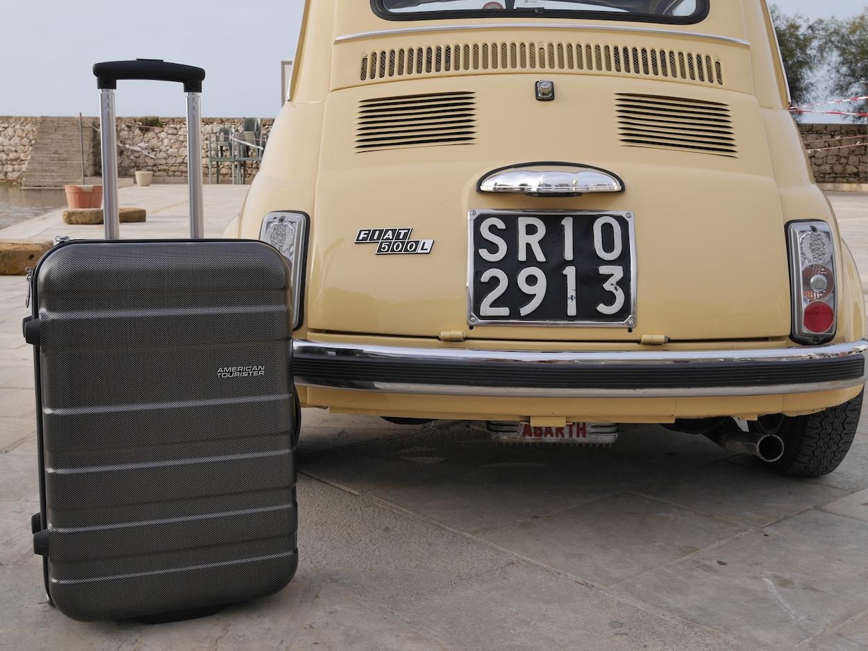 reizen met handbagage hacks