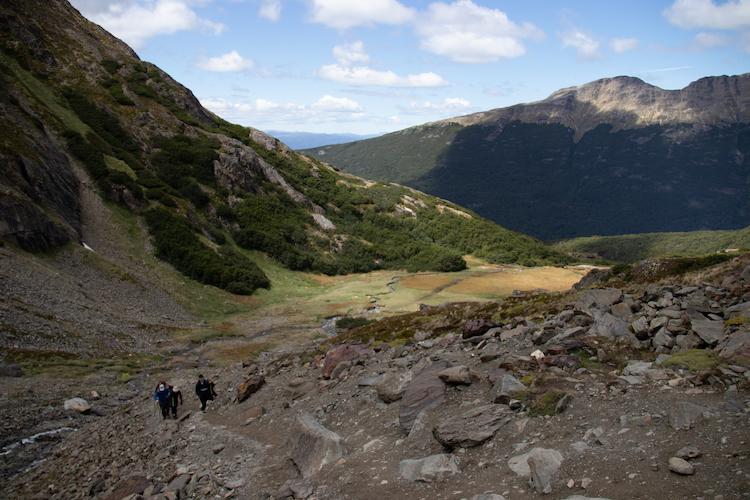 reizen naar patagonie naar minder bewandelde paden
