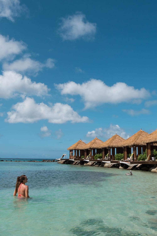 renaissance Island Aruba vakantie