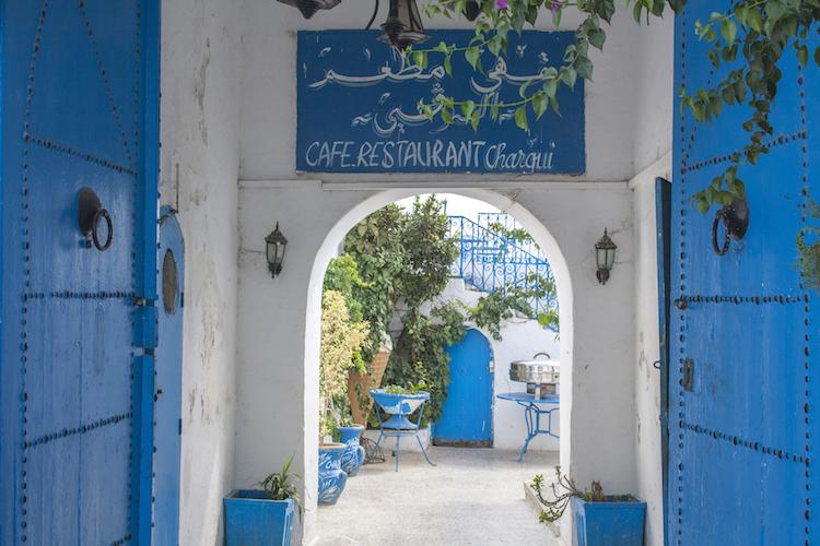 restaurant in tunesie