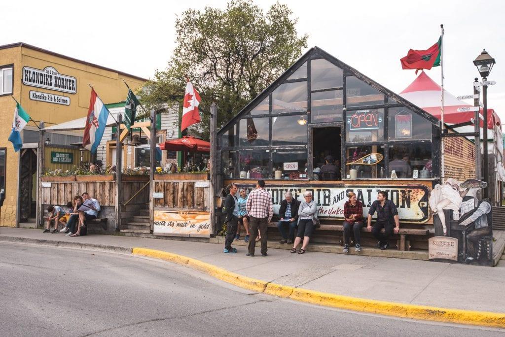 restaurants in whitehorse