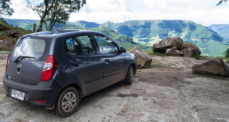 roadtrip brazilie route