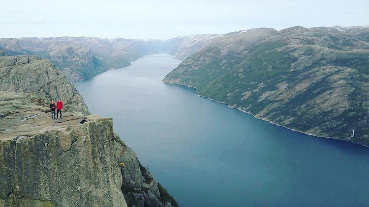 roadtrip in noorwegen