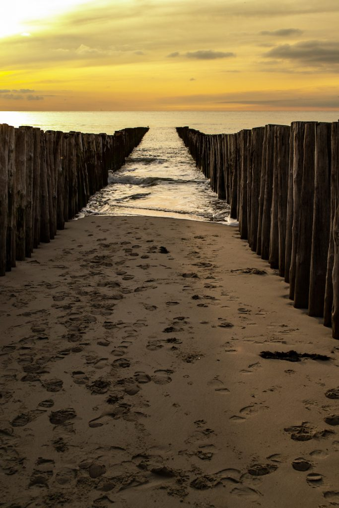 roadtrip nederland burgh-haamstede strand