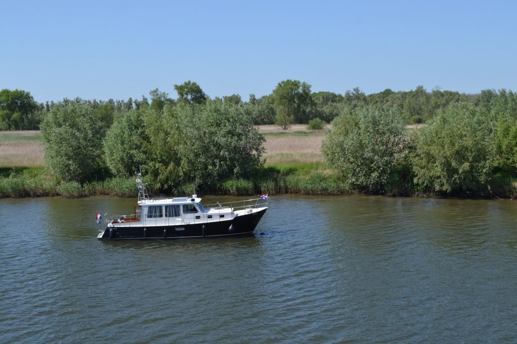 roadtrip nederland willemstad Biesbosch