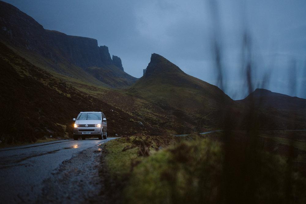 roadtrip schotland route camptoo