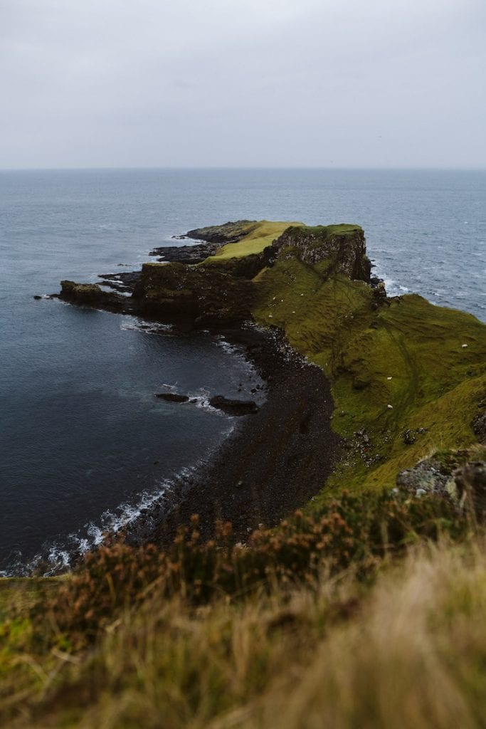 roadtrip schotland viewpoints kust