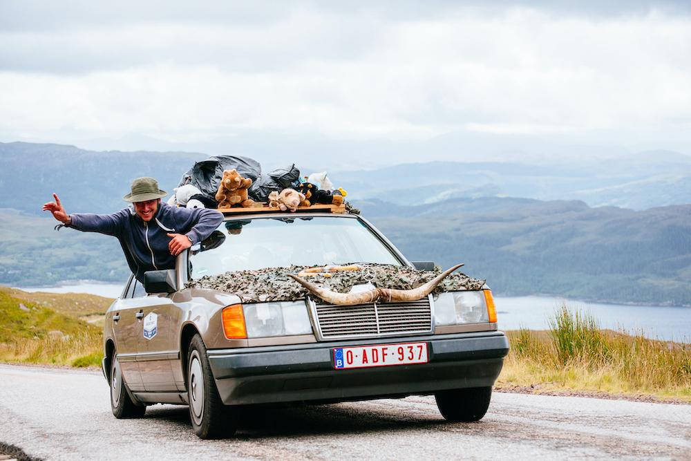 roadtrip the scotland rally