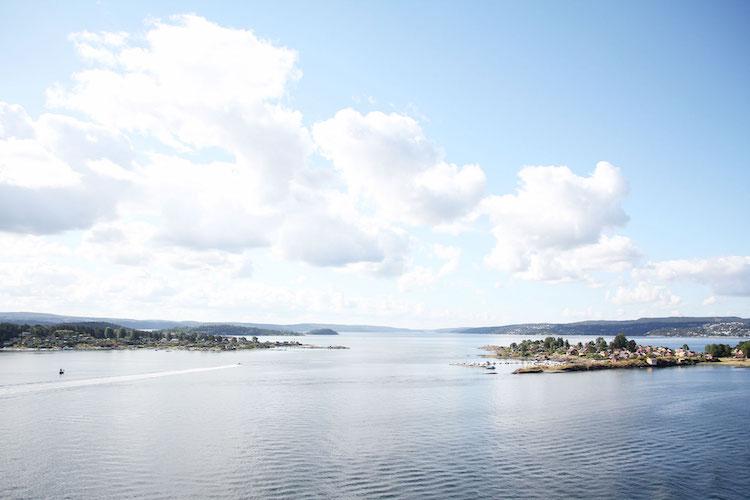 roadtrip zuiden noorwegen Aankomst in Oslo