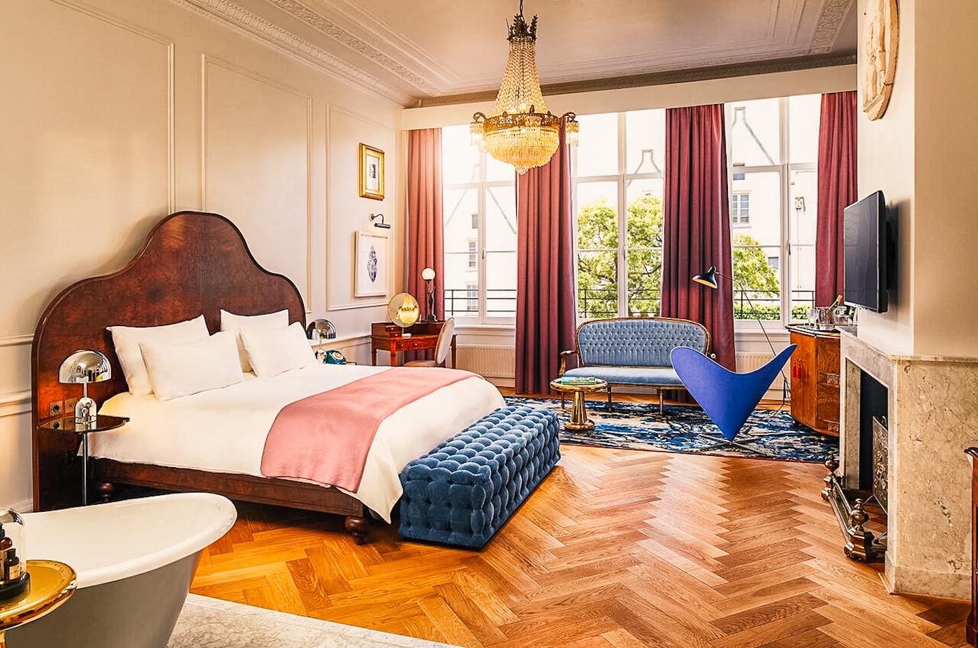 romantisch hotel in nederland pulitzer