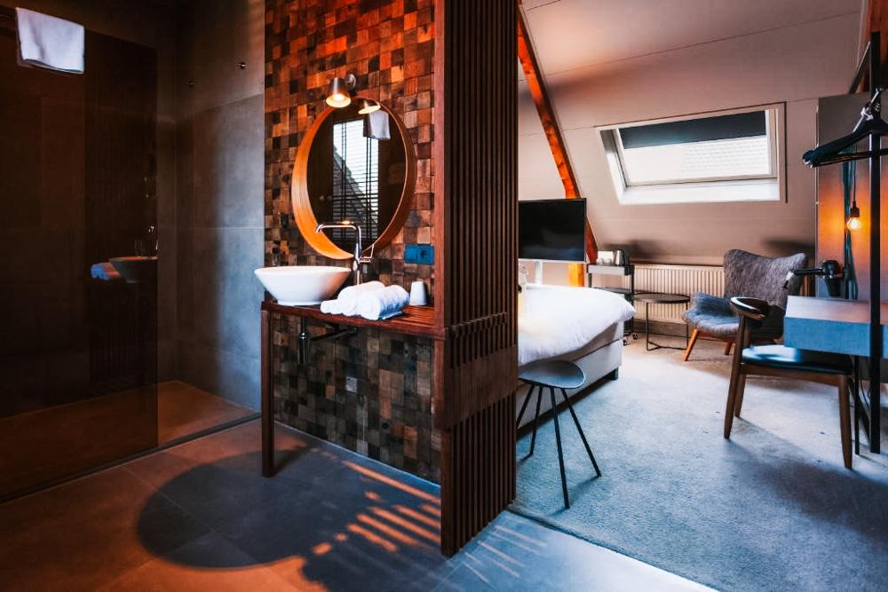 romantisch hotel nederland Boutiquehotel Staats