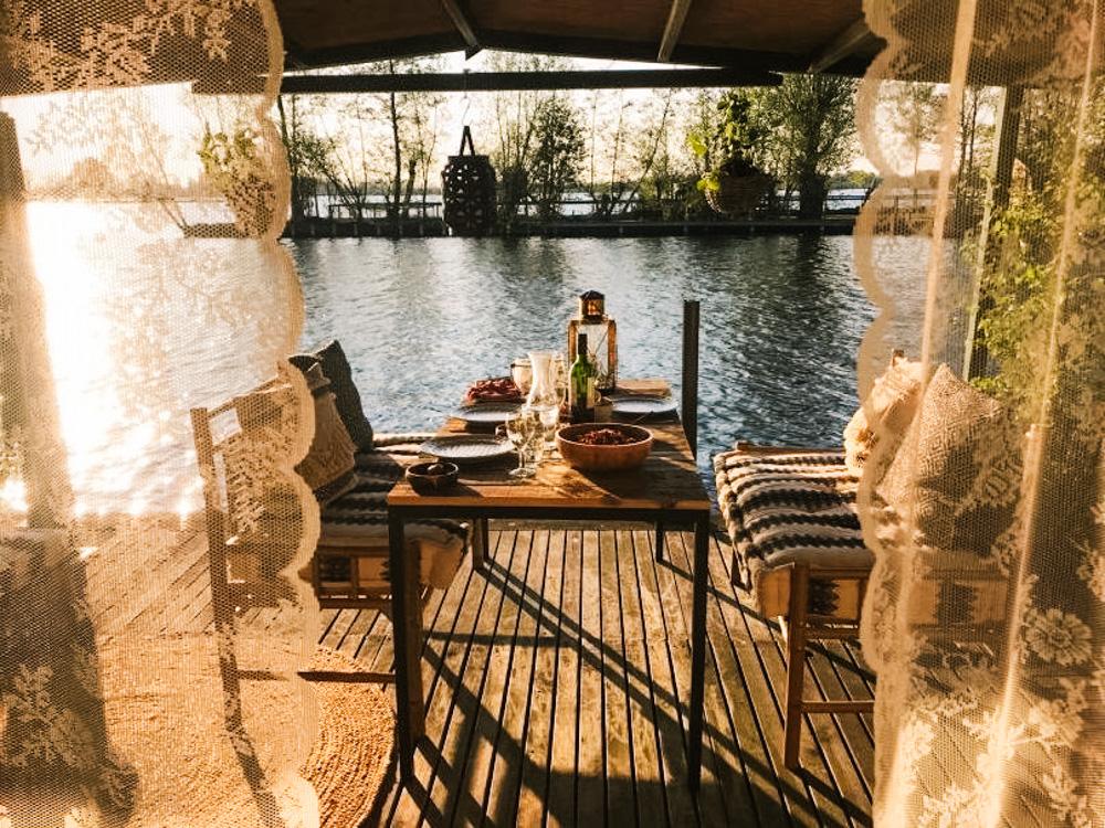 romantisch hotel nederland Vinkeveense Plassen