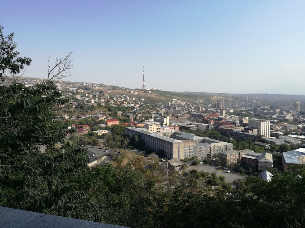 rondreis georgie armenie azerbeidzjan yerevan