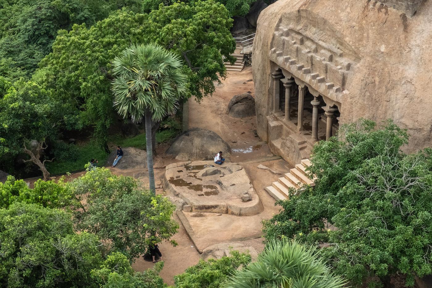 rondreis zuid india Mahabalipuram tempels
