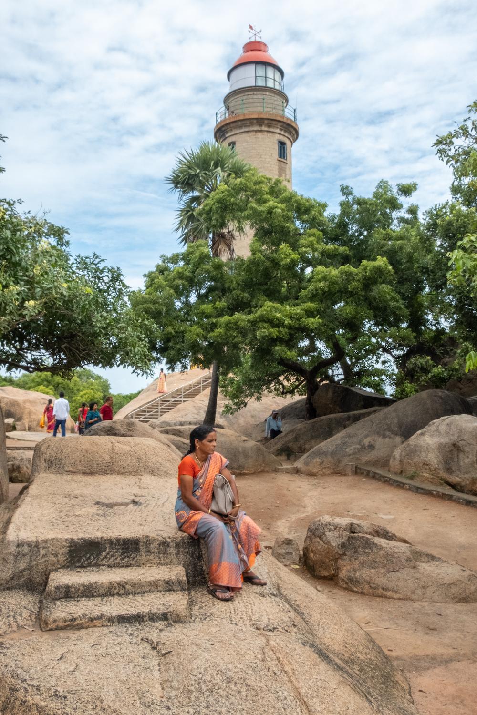 rondreis zuid india Mahabalipuram vuurtoren