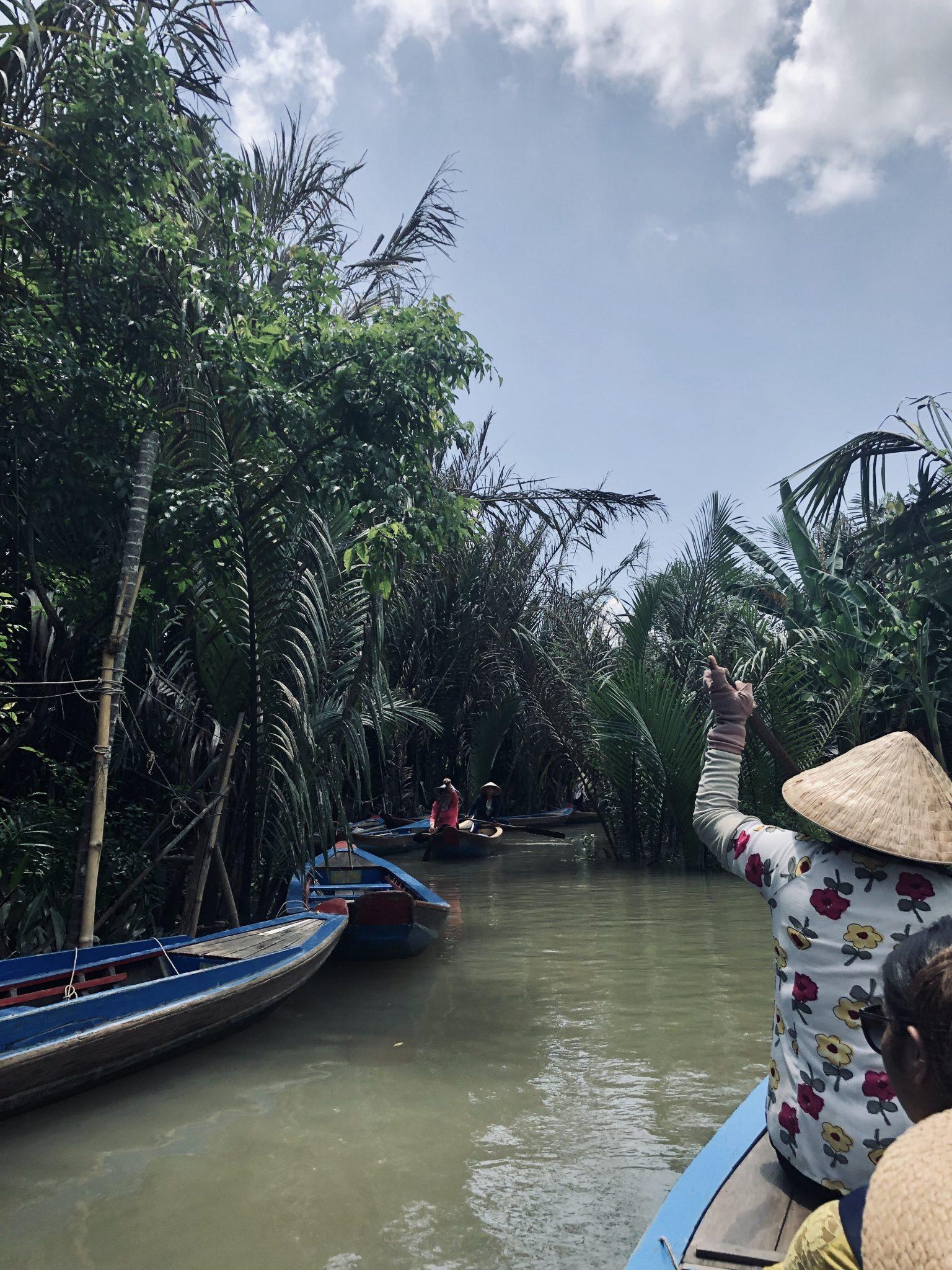 route 3 weken vietnam