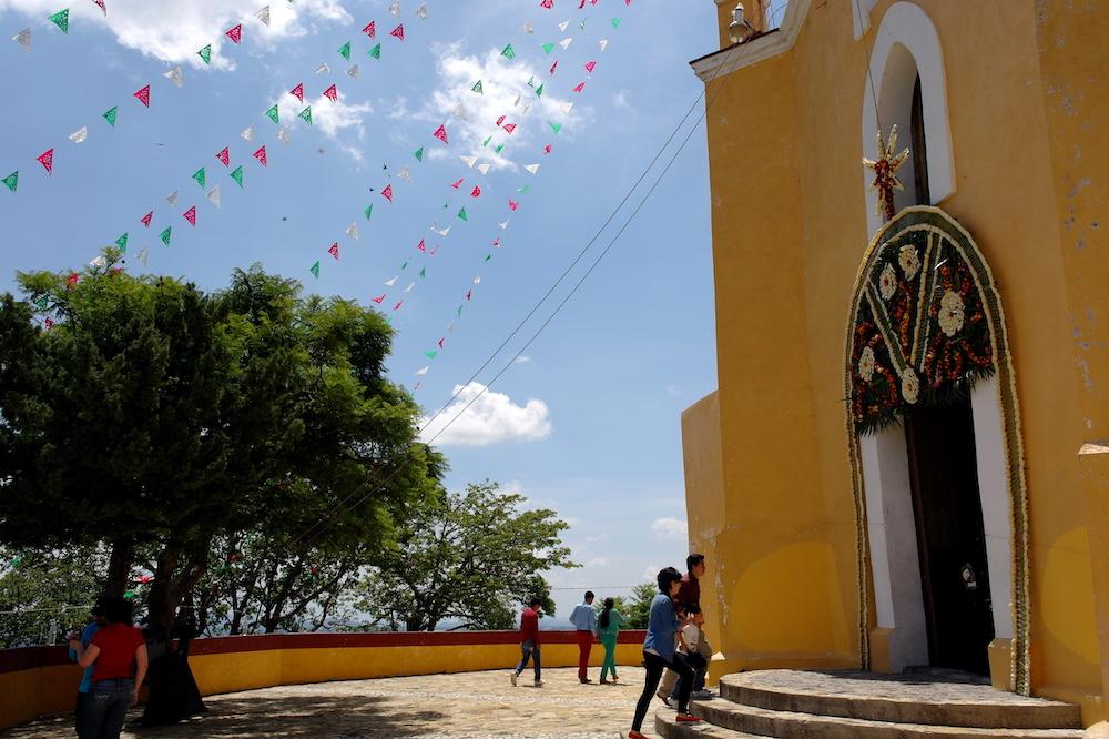 route mexico Atlixco