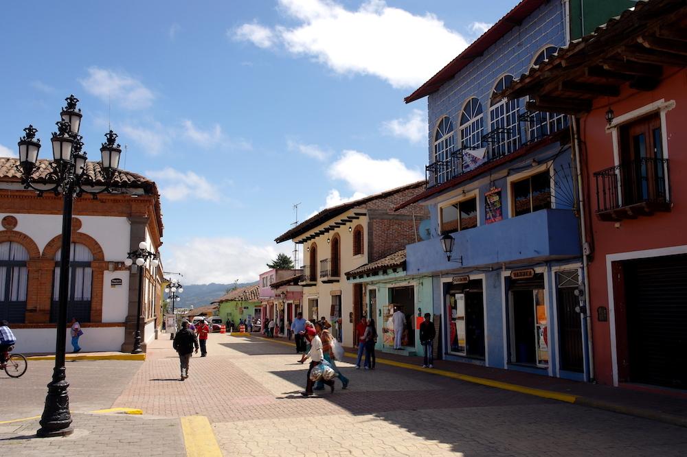 route mexico Chignahuapan